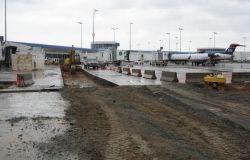 Charlotte-Douglas International Airport East Terminal Expansion; Charlotte, NC.