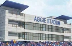 North Carolina A & T University Aggie Stadium Press Box Renovation & Expansion; Greensboro, NC.