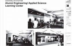 University of Cincinnati Alumni Engineering / Applied Science Learning Center; Cincinnati, OH